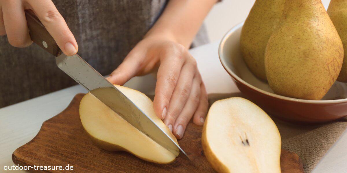 Birnen einkochen nach Omas Rezept