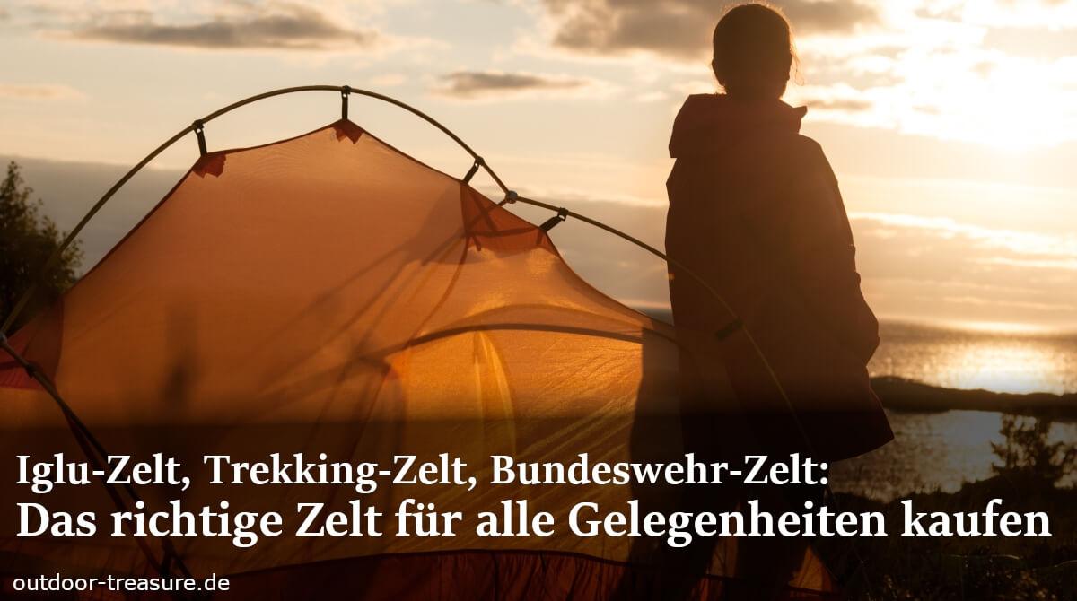 Zelt kaufen